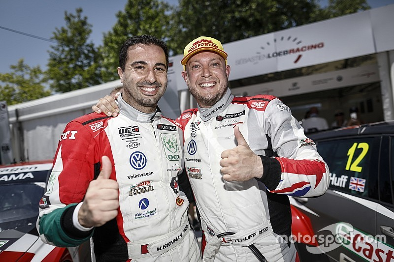Huff y Bennani, con autos nuevos para Eslovaquia