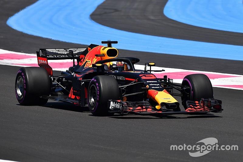 """Red Bull satisfait du capital de points, Ricciardo """"déçu"""""""