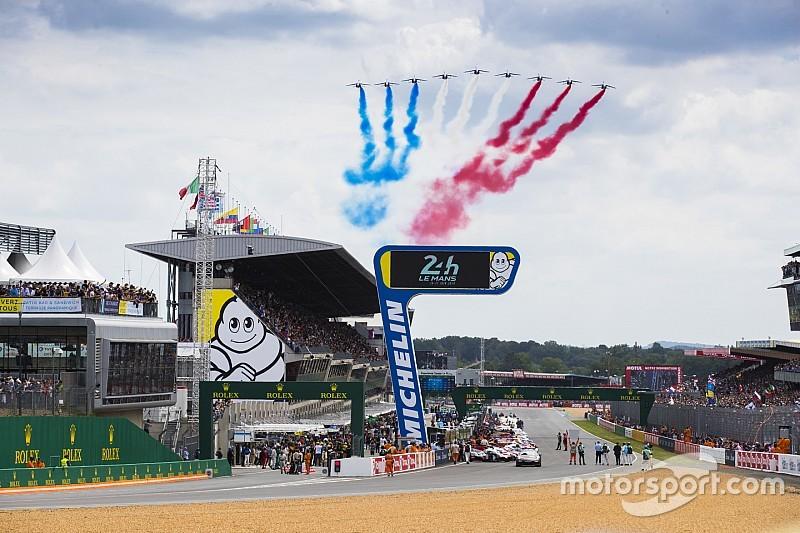 Rekordowa lista na 24h Le Mans