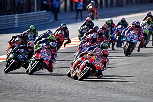 MotoGP Breaking news MotoGP evaluating holding city-centre race