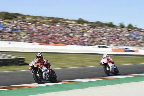 "Lorenzo: ""Hice lo mejor para Ducati"""