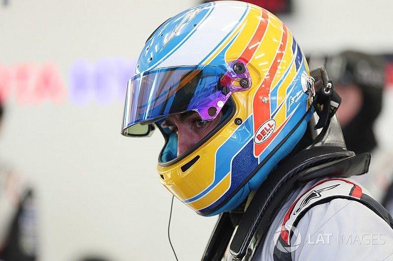 """Toyota: """"Missen WEC-proloog geen probleem voor Alonso"""""""
