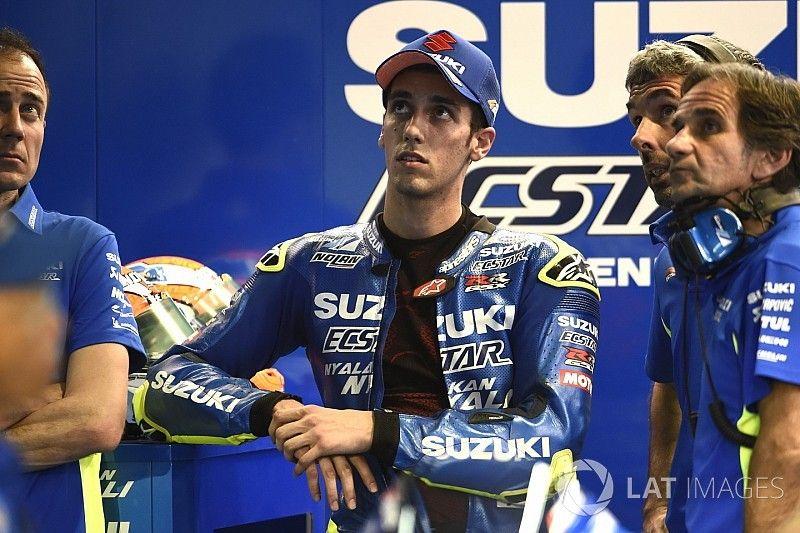 """Rins: """"Empezaremos a hablar de la renovación con Suzuki tras esta carrera"""""""