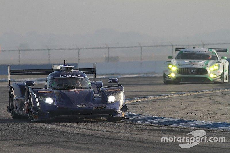 Vautier y De Phillippi tomaron la pole position para Sebring