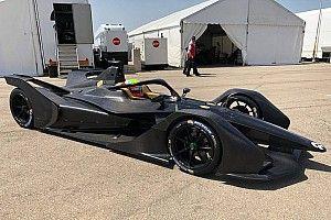 Equipos de Fórmula E completaron el segundo test del Gen2 en Calafat