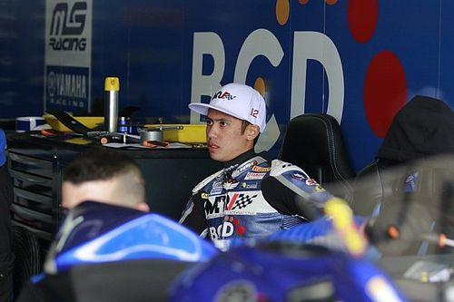 Kecelakaan di Brno, Ali Adrian sempat tak sadarkan diri