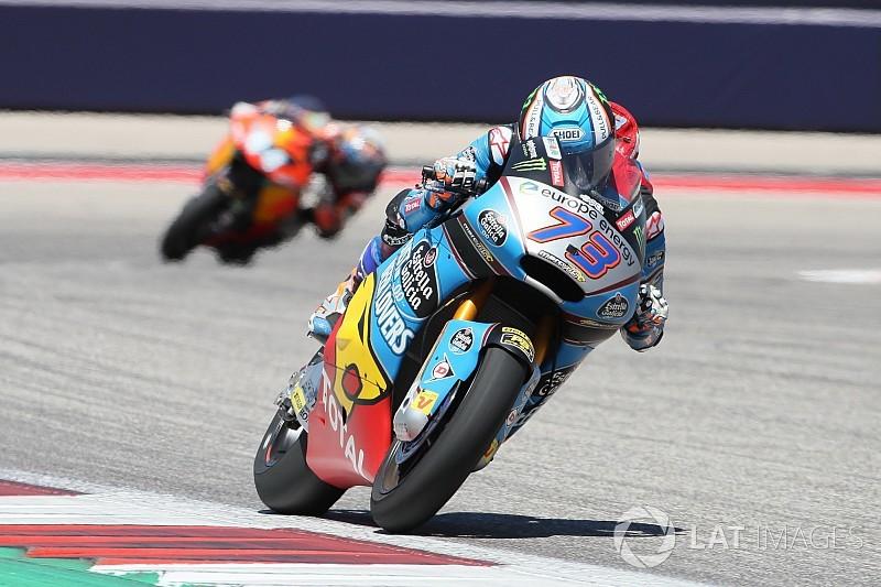 Moto2 Jerez: Marquez troeft Baldassarri af in tweede training