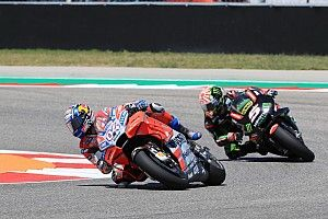 "Dovizioso: Austin confirms Ducati weakness ""too big"""
