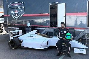 Dias secures Danish F4 seat with Magnussen's team