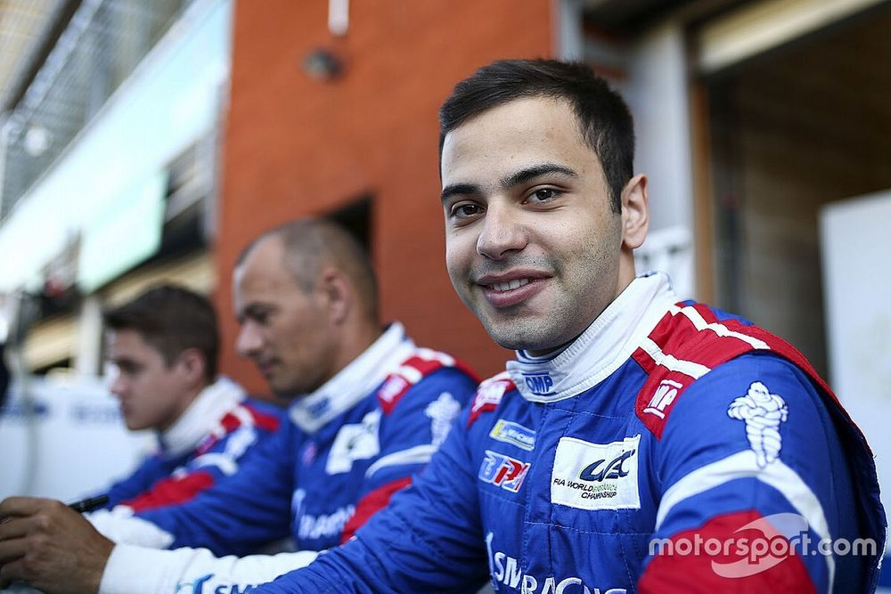 Isaakyan replaces Correa for remaining F2 races