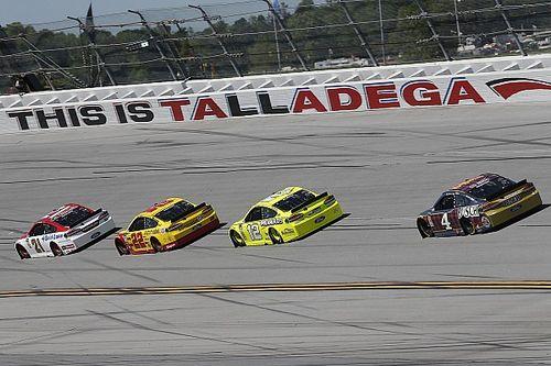 Penske: Talladega trennt in NASCAR die Spreu vom Weizen