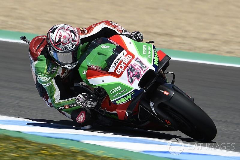 Aprilia doesn't need a satellite team, riders insist