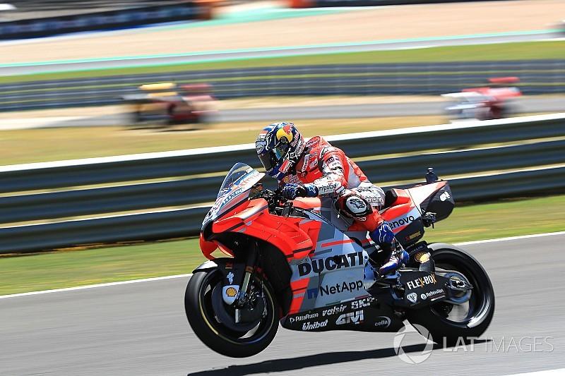 Ducati пообещала определиться с контрактом Довициозо до гонки в Италии