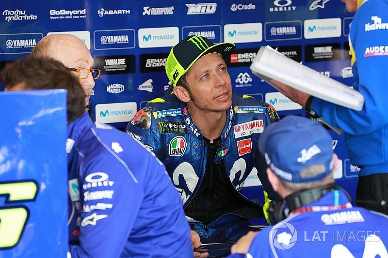 Rossi: A baj az, hogy elégedettnek kell lennünk az ötödik hellyel