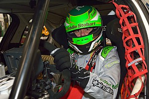 World Rallycross Breaking news British Rally Champion Higgins gets home World RX drive