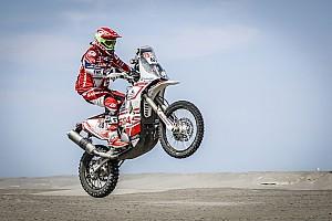 Dakar Intervista Dakar, Aubert: