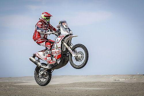 """Dakar, Aubert: """"E' una gara dura, ma la Dakar deve essere proprio così!"""""""