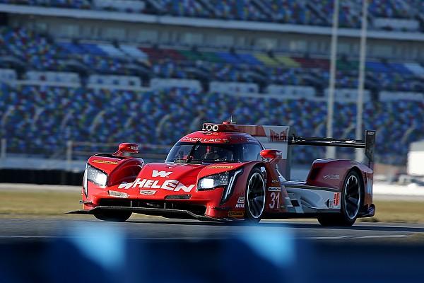 IMSA Vortest 24h Daytona: Action Express behält die Oberhand