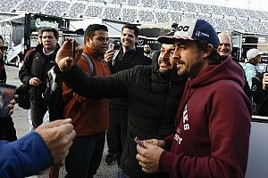 "Alonso: Rolex 24 atmosphere ""unthinkable"" in F1"