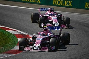 """Perez: """"Geloof nog in vierde plaats bij constructeurs"""""""