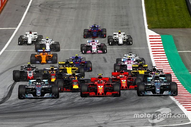 La première partie de saison F1 2018 en vidéos