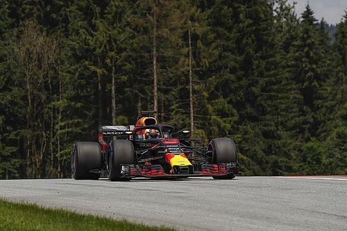 Horner diz não entender críticas de Ricciardo na Áustria