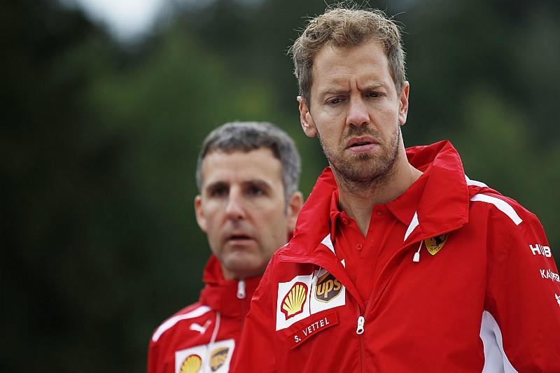Vettel: Hiçbir zaman puan odaklı yarışmadım