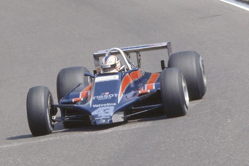 Rétro 1980 - Le premier Grand Prix de Nigel Mansell