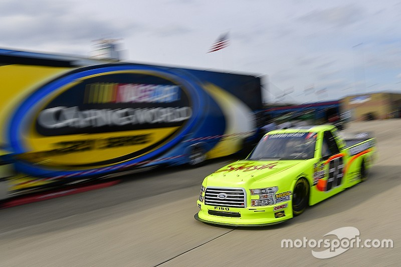 Matt Crafton doesn't see himself as a championship dark horse