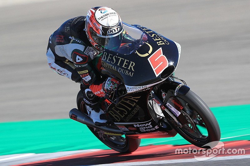 Moto3 Red Bull Ring: Masia imponeert in eerste training