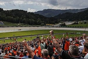 GP Austria: Red Bull menang di kandang, bencana landa Mercedes