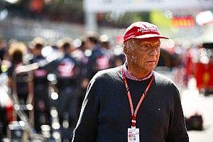 """Lauda: Erros da Ferrari são """"injustos e nada engraçados"""""""