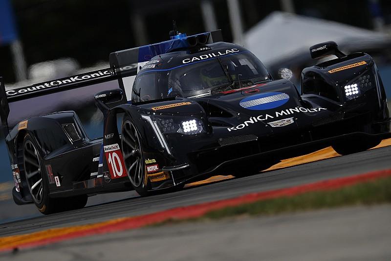 """Van der Zande mist topsnelheid op Watkins Glen: """"Zes mijl te langzaam"""""""