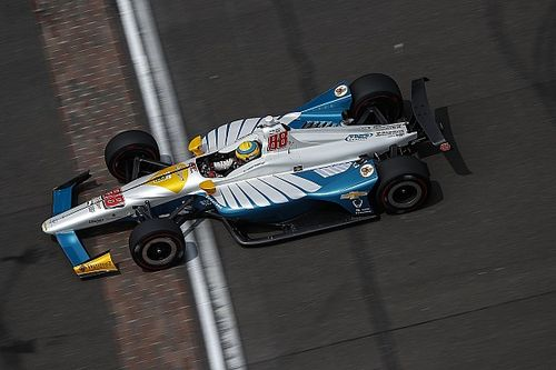 """Chaves: """"I've never seen such a huge draft effect at Indy"""""""