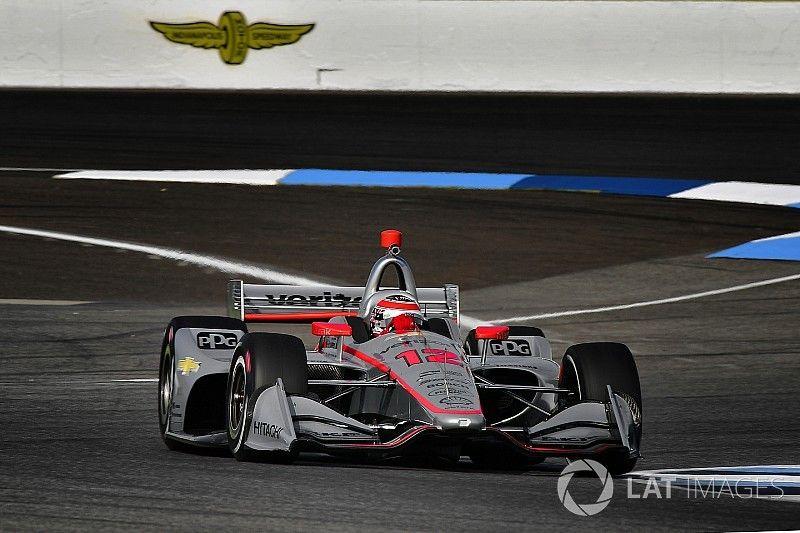 Indy GP: Power met nipt verschil naar pole-position
