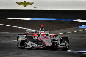 IndyCar Crónica de entrenamientos Power logra el mejor tiempo en la primera práctica en Indianápolis