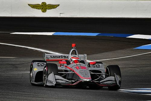 Indy GP: Power edges Wickens to take 51st IndyCar pole
