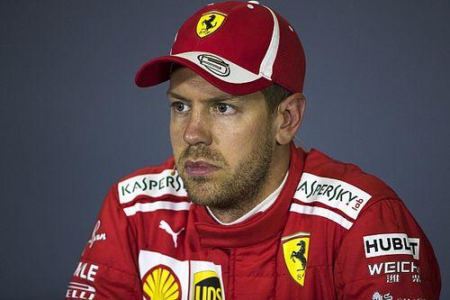 Vettel no culpa del fin de su racha en poles al cambio de Pirelli