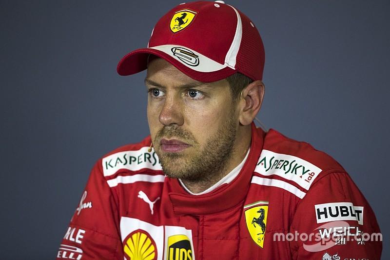 Vettel, yarışta Mercedes pilotlarına baskı yapmayı umuyor