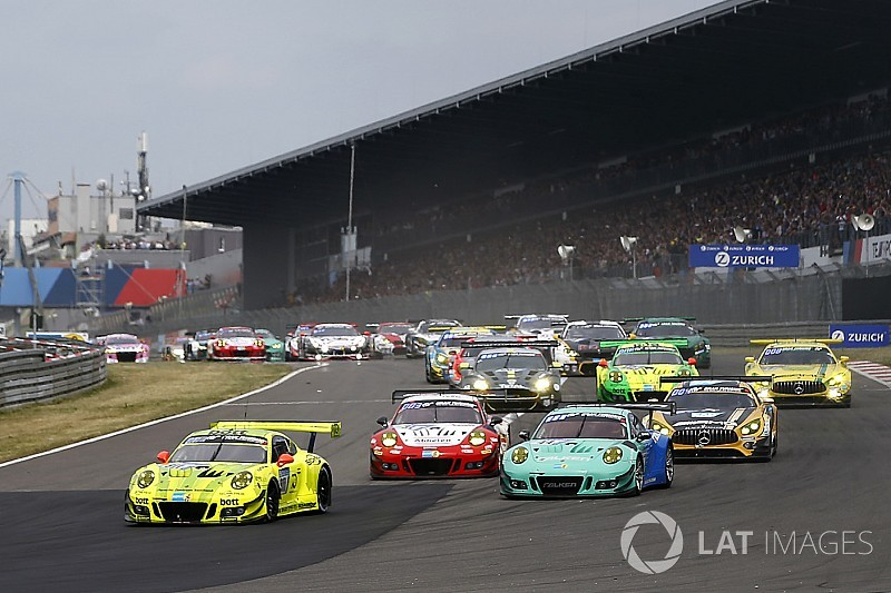 24h Nürburgring: Das Rennergebnis in Bildern