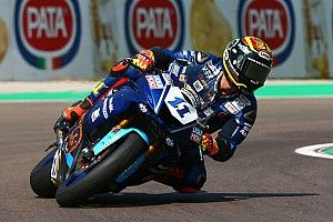 Supersport-WM Imola: Sandro Cortese scheitert knapp am Podium