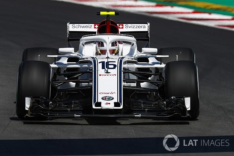Sauber'in performansı Leclerc ve Ericsson'ı şaşırttı
