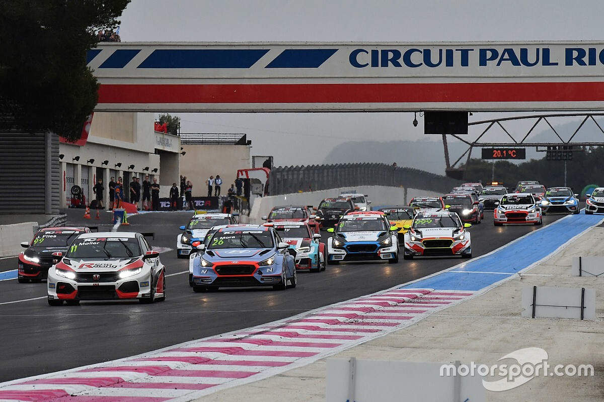 TCR Europe: c'è di nuovo il Paul Ricard nel calendario definitivo