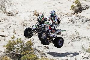 Dakar Tappa Dakar, Quad, Tappa 14: Casale si prende speciale e vittoria finale!