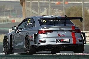 Ermanno Dionisio debutta nella serie DSG con l'Audi di Pit Lane Competizioni