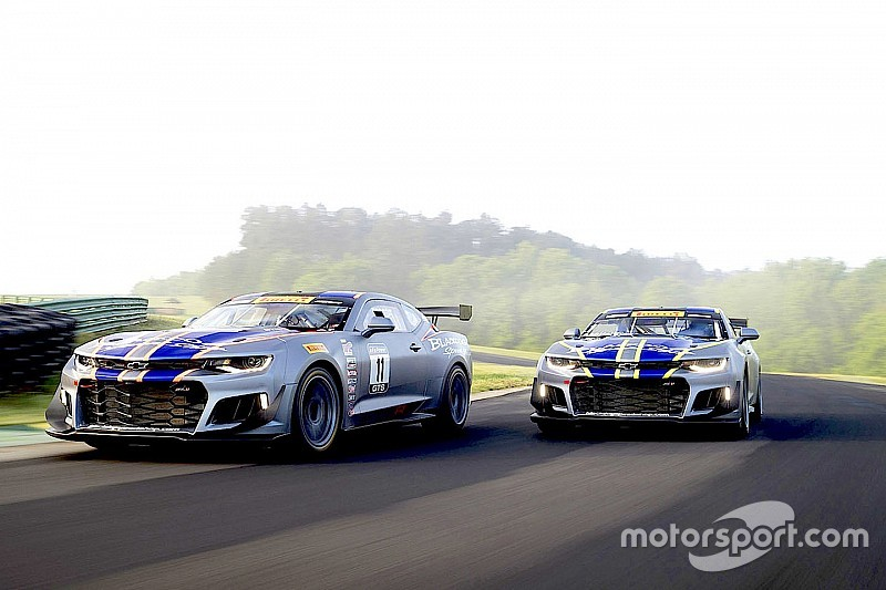 Supercars camaro a no brainer says team owner publicscrutiny Image collections