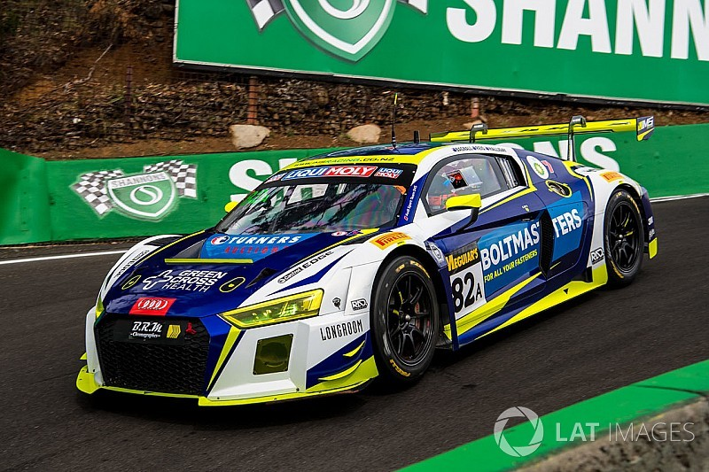 12h Bathurst: Audi-Pilot Bagnall nach Unfall im Krankenhaus