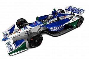 Andretti gains Ruoff as primary sponsor for two IndyCar races