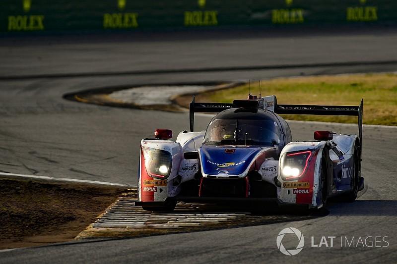 "Alonso hails ""impressive"" Norris for Daytona speed"