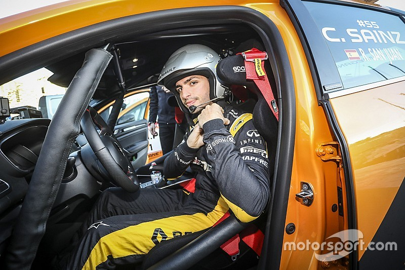 "Sainz: Dad warned me ""100 times"" about Monte Carlo"